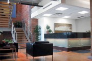 CORPORATE EXECUTIVE OFFICES OF A REAL ESTATE DEVELOPMENT AND MANAGEMENT FIRM