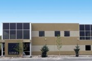Corporate head office and studio for private film production company. Approximately 20,000 sq.ft., Alberta