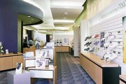 Prototype retail store designed for Telus Corp. Two locations in Alberta at approximately 3,000 sq. ft. each